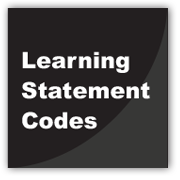 Learning Statement Codes and Learning statements for Pilot, Instructor, Flight Engineer, Dispatcher, and Navigator Exams