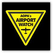 Security for GA (AOPA Airport Watch)