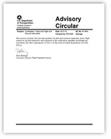 Certification: Pilots and Flight Instructors