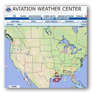 Aviation Weather Center – Aviation Weather Overview