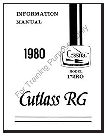 172RG Cutlas RG