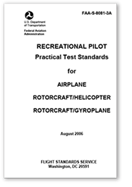 Recreational Pilot Practical Test Standards for Airplane
