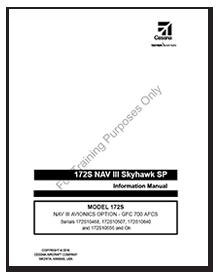 172S NAVIII Skyhawk SP NAV III Avionics Option-GFC 700 AFCS