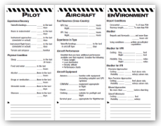 PAVE Checklist