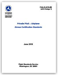 Private Pilot – Airplane