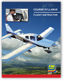 Flight Instructor Course Syllabus