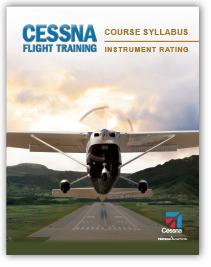 Cessna Instrument Rating Course Syllabus