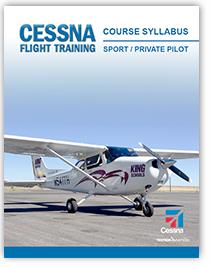 Cessna Sport/Private Pilot Course Syllabus